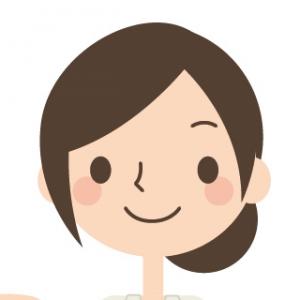 出張撮影七五三お宮参り口コミ女性イラスト23-320